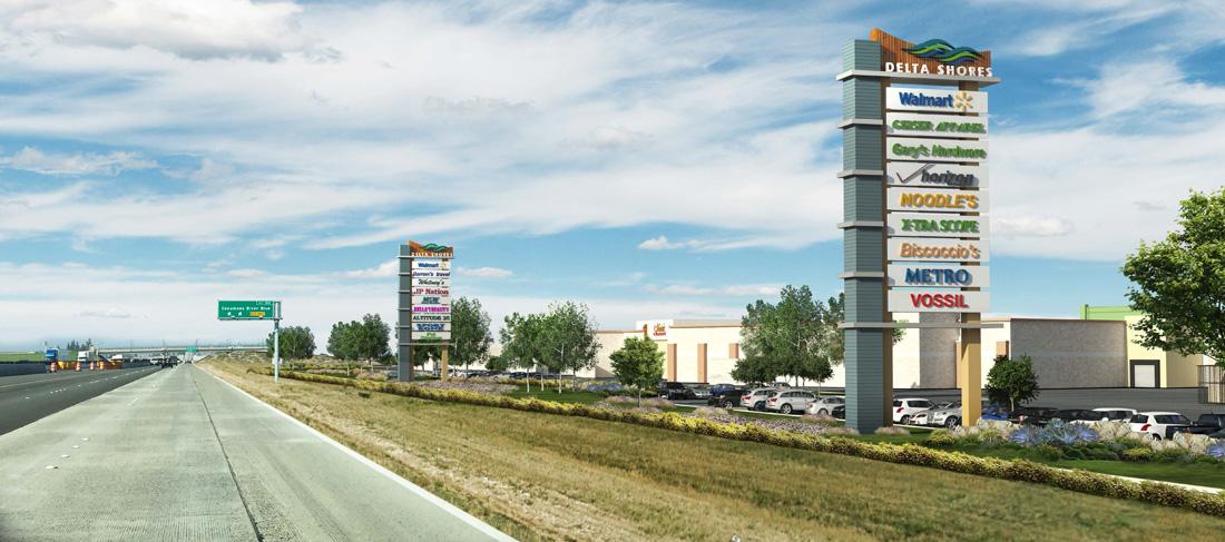 View North-Bound Interstate 5 1100×487